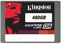 """Kingston SSDNow KC300 2.5"""" 480GB SATA3 SKC300S37A/480G"""