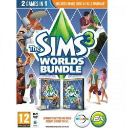 Electronic Arts The Sims 3 Worlds Bundle (PC)
