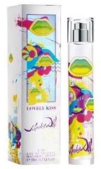 Salvador Dali Lovely Kiss EDT 100ml Tester