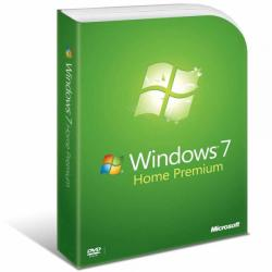 Microsoft Windows 7 Home Premium SP1 32bit ENG QGF-00154