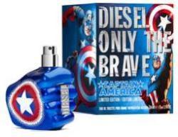 Diesel Only The Brave Captain America EDT 75ml Tester