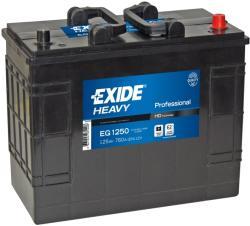 Exide Professional 125Ah EN 760A EG1250