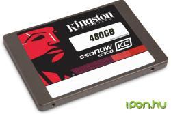 """Kingston SSDNow KC300 2.5"""" 480GB SATA3 Upgrade Bundle Kit SKC300S3B7A/480G"""