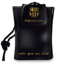 Ars Una FC Barcelona fekete nyakba akasztós pénztárca