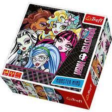 Trefl Monster High - Monster Mind Szörnysuli