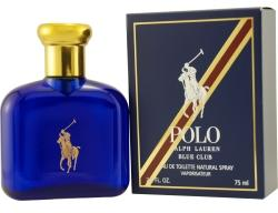 Ralph Lauren Polo Blue Club EDT 75ml Tester