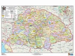 Stiefel Tanulói munkalap, A4, A Magyar Szentkorona országai