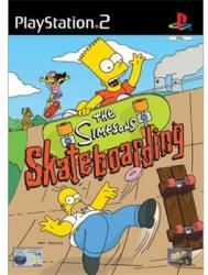 Electronic Arts The Simpsons Skateboarding (PS2)