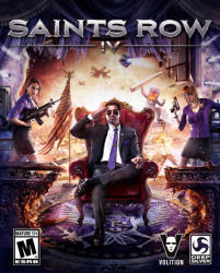 Deep Silver Saint's Row IV (PC)