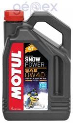 Motul Snowpower 4T 0W40 (4L)