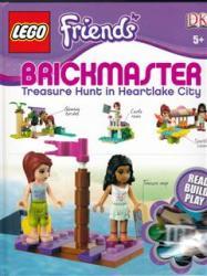 LEGO Friends Brickmaster Treasure Hunt in Heartlake City BOOK14