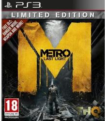 THQ Metro Last Light [Limited Edition] (PS3)
