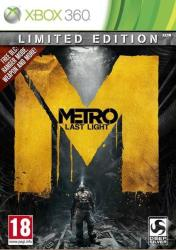 THQ Metro Last Light [Limited Edition] (Xbox 360)