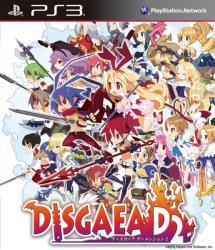 NIS America Disgaea D2 A Brighter Darkness (PS3)