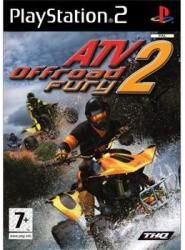 THQ ATV Offroad Fury 2 (PS2)