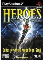 3DO Heroes of Might and Magic Quest for the DragonBone Staff (PS2)