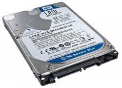 """Western Digital Blue 2.5"""" 1TB 5400rpm 8MB SATA3 WD10JPVX"""