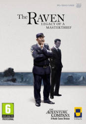 Nordic Games The Raven Legacy of a Master Thief (PC)