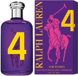 Ralph Lauren Big Pony 4 for Women EDT 100ml Tester