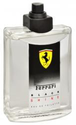 Ferrari Black Shine EDT 125ml Tester