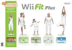 Nintendo Wii Fit Plus+Balance Board