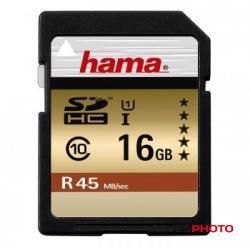 Hama SDHC 16GB Class 10 114942
