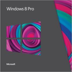 Microsoft Windows 8 Pro 32bit ROU 4YR-00027