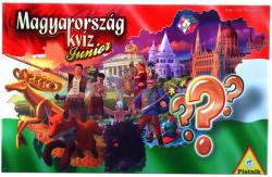 Piatnik Magyarország Kvíz Junior