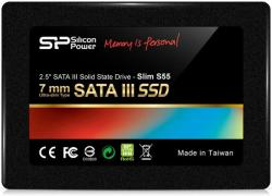 "Silicon Power Slim S55 2.5"" 240GB SATA3 SP240GBSS3S55S25"