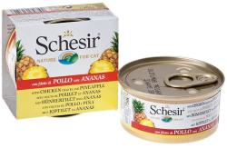 Schesir Chicken & Pineapple 6 x 75g