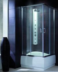 Radaway Premium Plus C1700 90x90x170 cm szögletes (30451-01)