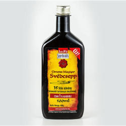 Jutavit Svédcsepp 35 füves 500ml
