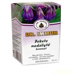 Dr. Immun Fekete nadálytő kivonat 30ml