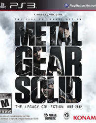 Konami Metal Gear Solid The Legacy Collection (PS3)
