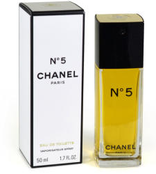 CHANEL No.5 EDT 50ml Tester