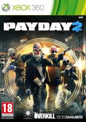 505 Games Payday 2 (Xbox 360)