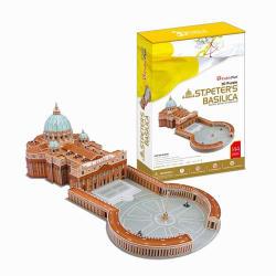 CubicFun Basilica Sf Petru Vatican MC092h