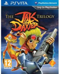 Sony Jak and Daxter The Trilogy (PS Vita)