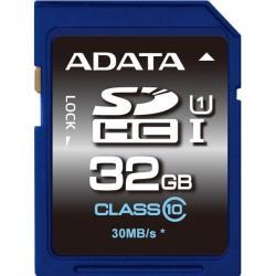 ADATA SDHC 32GB C10/UHS-I ASDH32GUICL10-R