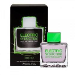 Antonio Banderas Electric Seduction in Black EDT 100ml