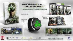 Ubisoft Tom Clancy's Splinter Cell Blacklist [The Ultimatum Edition] (PS3)