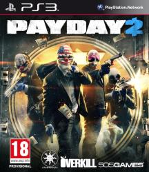 505 Games Payday 2 (PS3)