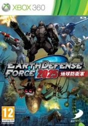 D3 Publisher Earth Defense Force 2025 (Xbox 360)