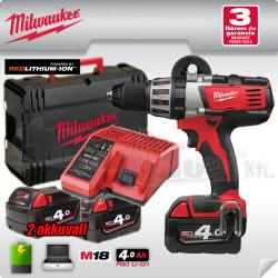 Milwaukee HD18DD-402C