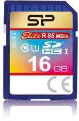 Silicon Power SDHC Elite 16GB UHS-I Class 10 SP016GBSDHAU1V10