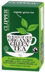 Clipper Bio Zöld Tea 25 filter