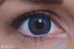 Colourvue Elegance Kék (2db) - 3 havi