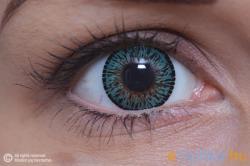 Colourvue Elegance Zöld (2db) - 3 havi