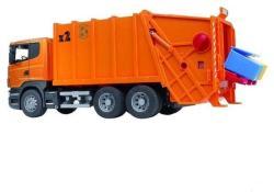 BRUDER Scania R-szériás kukásautó (03560)