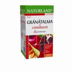 Naturland Gyümölcstea gránátalma és csipkebogyó 20 filter